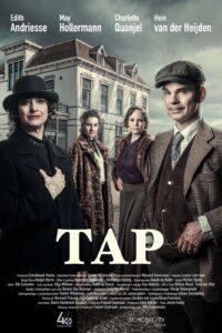 Filmposter TAP  door Adrian Sommeling